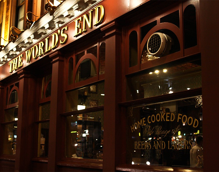 World's End photograph 1